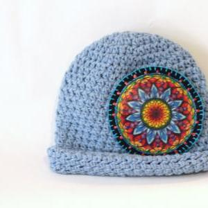Best Baby Beanie, Cotton Hand Croch..