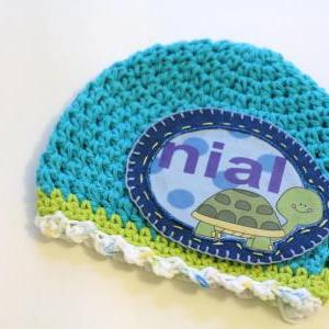 Baby Beanie, Personalized Baby Hat,..